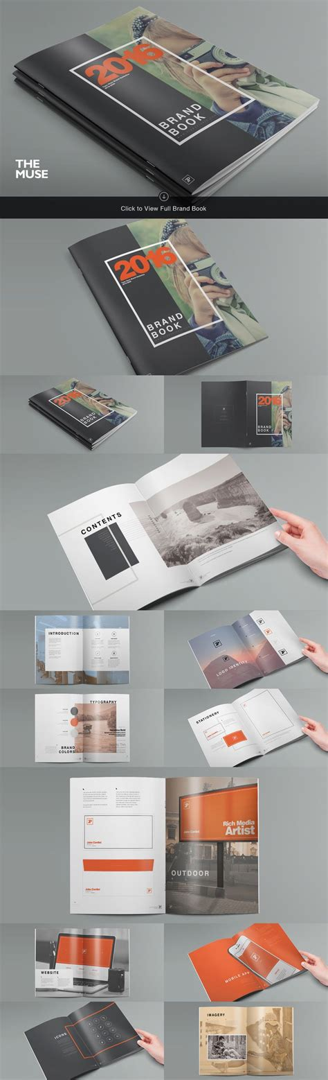 brochure layout design rules best 25 brand guidelines template ideas on pinterest