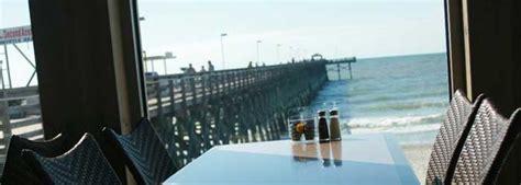 Enjoy Ocean Front Dining At Pier House In Myrtle Beach Pier House Restaurant Myrtle