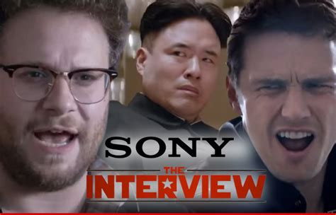 how the hacking at sony over the interview became a the interview nyc premiere cancelled tmz com