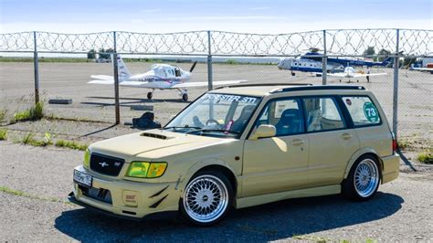 bagged subaru forester subaru forester sti bagged fozz owner review drive2
