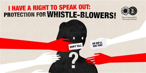 Whistle Blower reda a whistleblower directive for europe update