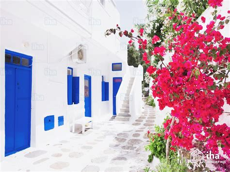3 Bedroom House by Mykonos Bed And Breakfast Greece Iha Com