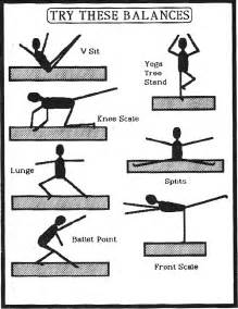 balance beam worksheets great activities