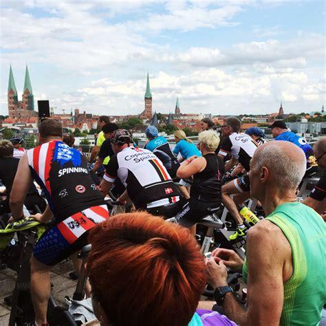 anmeldung spinning marathon im holmes place luebeck