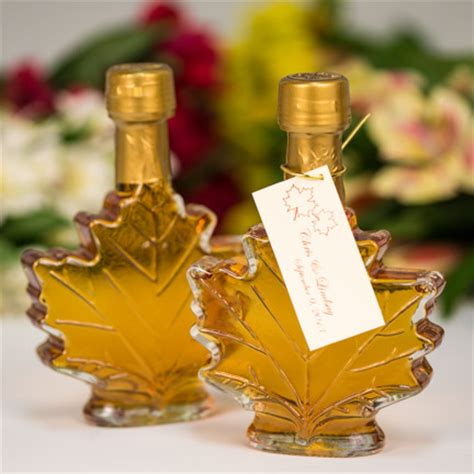Wedding Favors Store by Maple Syrup Wedding Favors Store
