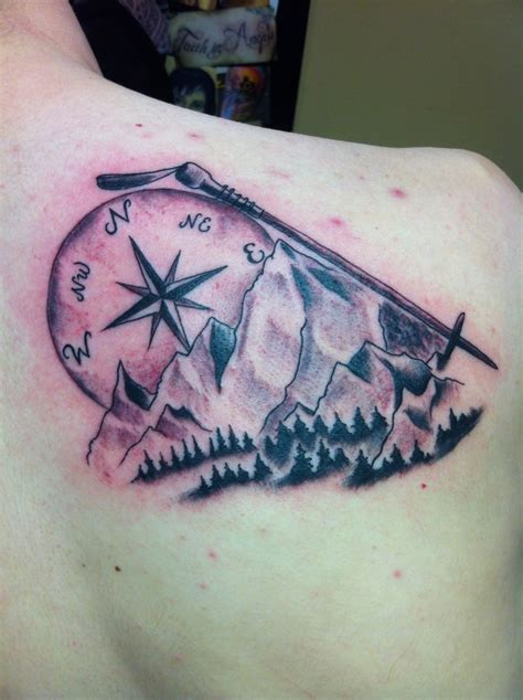 fort worth tattoo he got this to represent the time he and his