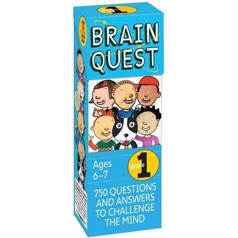 My Brain Quest brain quest gr 1 wp 16651 workman publishing