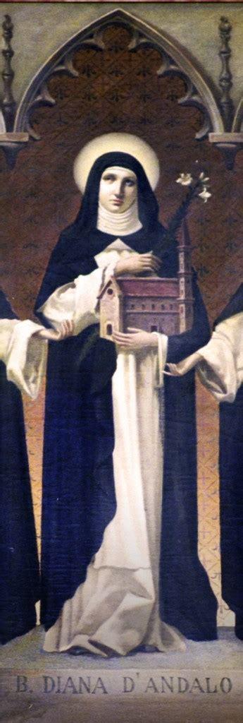 Bl Cacilia bl diana d andalo nashville dominicans nashville