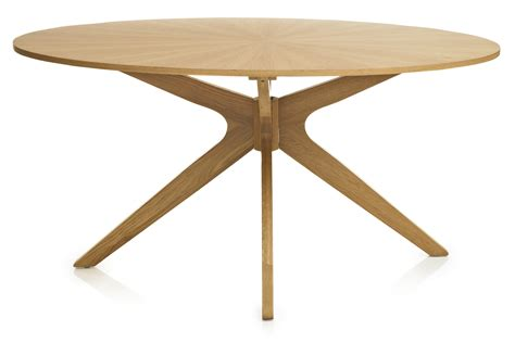 oval dining table for 6 muirfield oak veneer dining table oval 6 seater modern