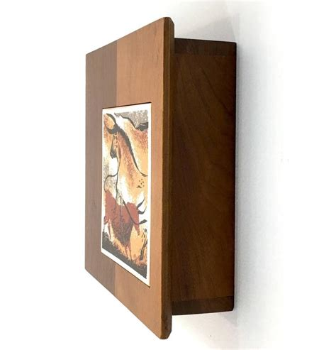 decorative wall mounted key cabinet mid century modern wall mounted key holder cabinet box for