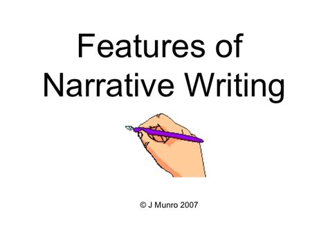 Writing A Narrative Essay Powerpoint by Writing Narrative Essay Powerpoint Stonewall Services