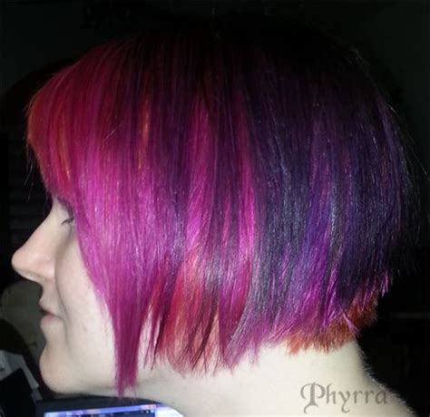 ion color brilliance purple bobs colors and awesome on