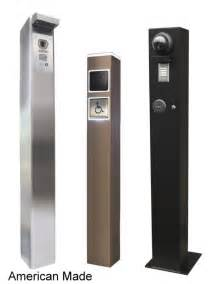 chase security systems custom designed bollards