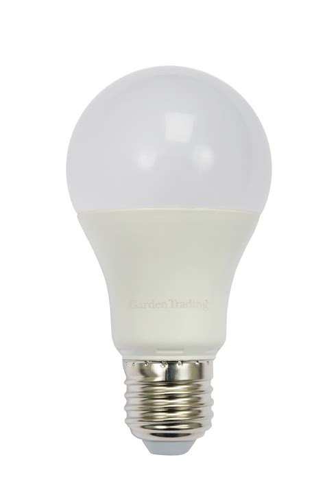 Led E27 Gls 10w 2700k Light Bulb Garden Trading E27 Led Light Bulb