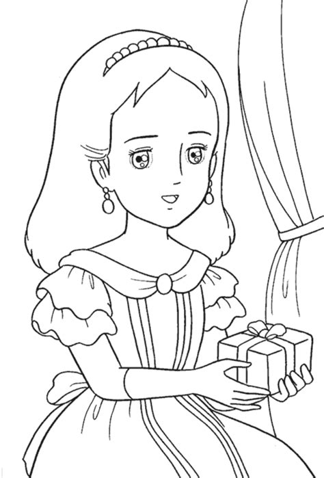 Coloring Pages For Toddlers Princess Coloring Pages For Kids Coloring Ville by Coloring Pages For Toddlers