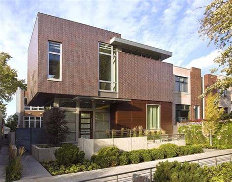 imagenes viviendas urbanas casas urbanas casas y fachadas