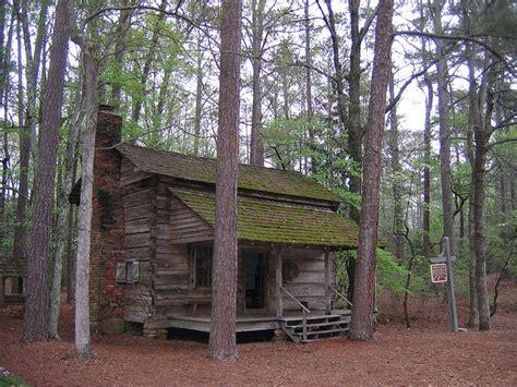 callaway gardens cabins this hand hewn longleaf pine log