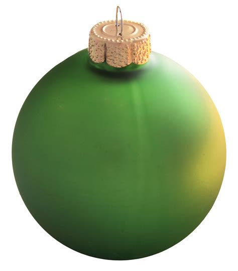 christmas decorations 1 25 quot lime green ball ornament