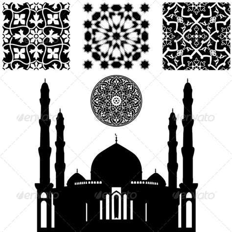 islamic pattern graphicriver