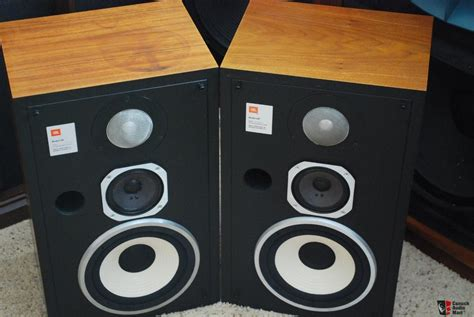 Speaker Box Jbl Jbl L86 Speakers Original Boxes Papers Photo 1248801 Canuck Audio Mart