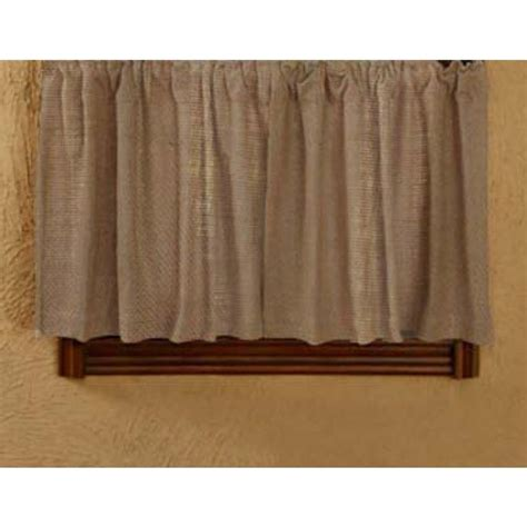 burlap curtain panel burlap drapes a collection of home decor ideas to try