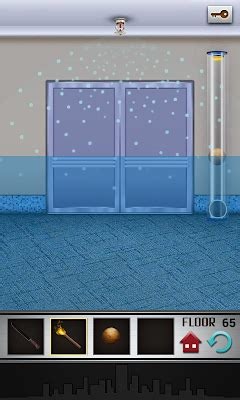 100 Floors 2013 Level 65 - 100 floors level 65 walkthrough doors