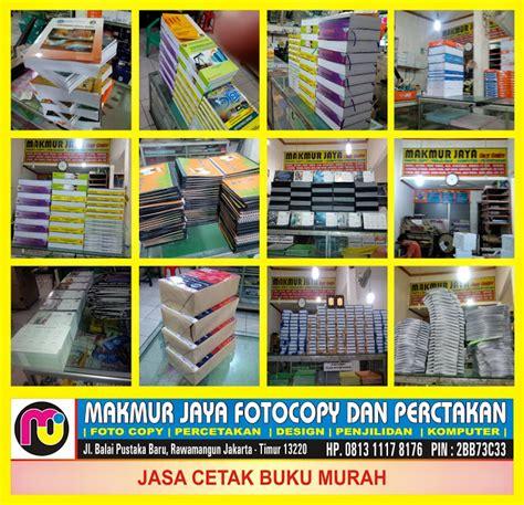 Faktur By Jaya Makmur Si26 jasa cetak buku murah rawamangun jakarta makmur jaya