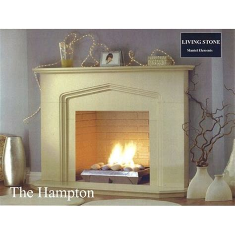 The Fireplace Element by Buy Wildsales Lifestyle Mantels The Hton San
