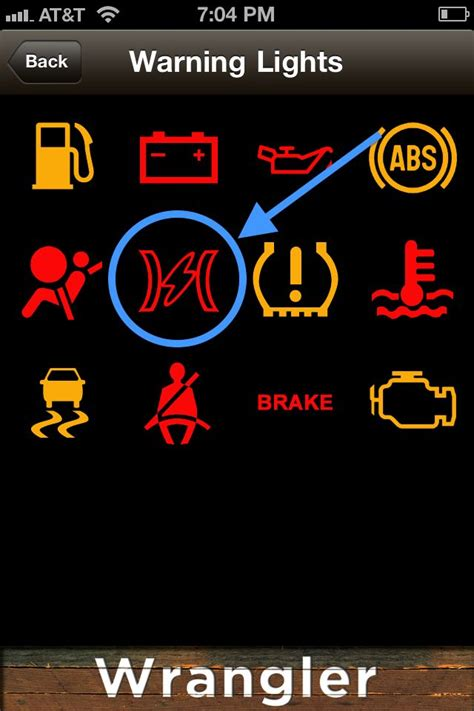 jeep dashboard symbols 100 review electronic throttle warning light with