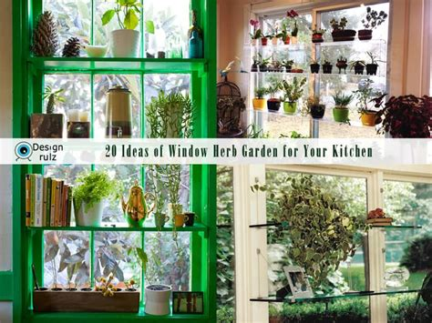 Diy Bedroom Storage Ideas diy 20 ideas of window herb garden for your kitchen