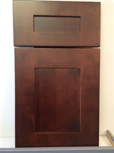 Kitchen Cabinet Doors Espresso Shaker Door Styles Finishes Cabinets R Us Cabinets R