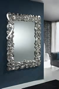 miroir baroque silver miroirs de d 233 coration murale