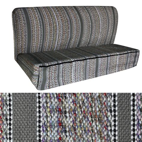 truck bench seat cover oxgord 2pc woven western saddle blanket seat cover pickup