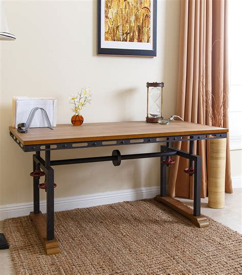 collections northwood industrial writing desk