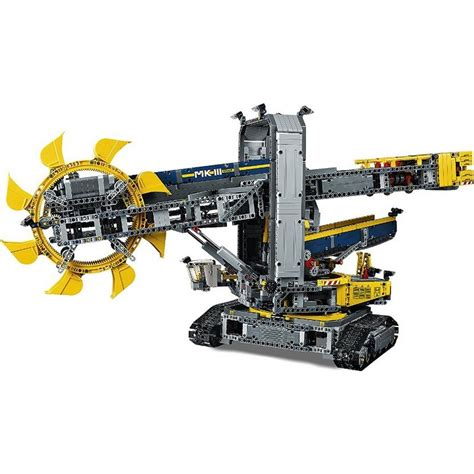 lego technic wheel excavator buy wheel excavator lego technic 42055 on advance