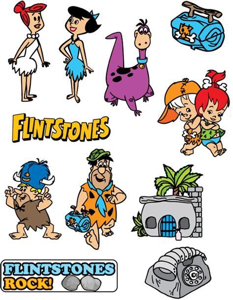 Flintstones Stickers