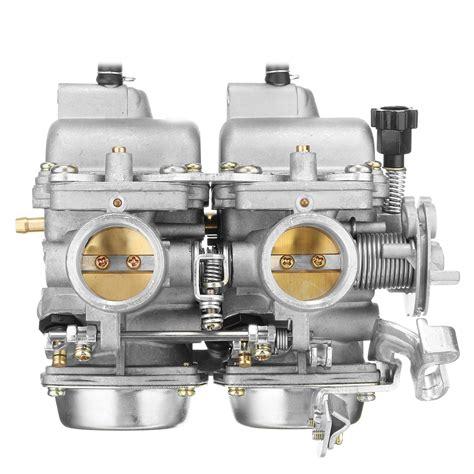 carburetor dual carb assy fuel filter  honda rebel ca cmx   cmx ca sale banggoodcom