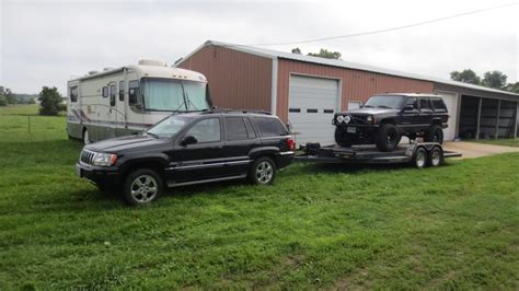 what year was wj the best for towing jeep forum