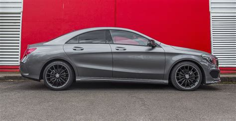 mercedes range of cars mercedes amg to add new models to its small car range