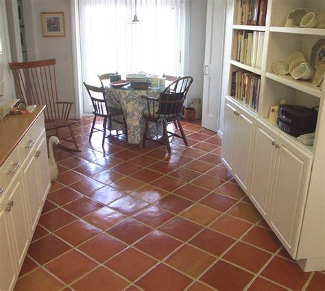 Kitchen Floor Tiles Terracotta Terracotta Kitchen Floor Kitchen By Rustico Tile And