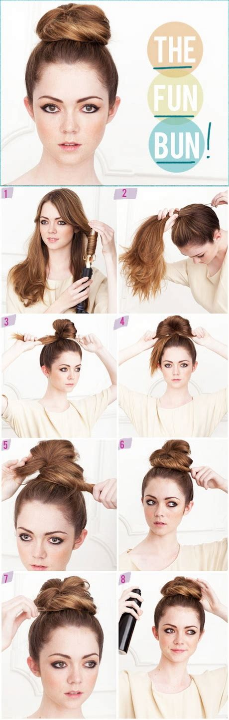 Leuke Haarstijlen Voor Lang Haar by Leuke Haarstijlen Voor Lang Haar