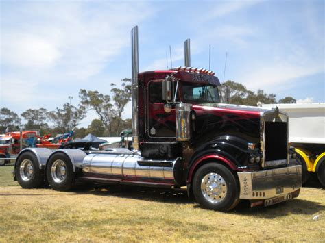 custom kenworth t800