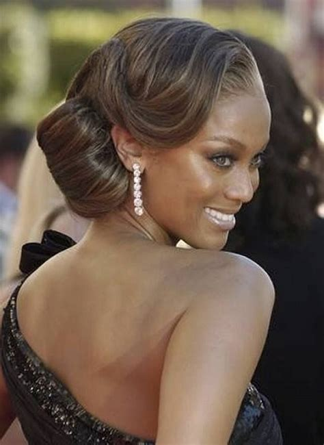 1950 bun hairstyle for black women 15 awesome wedding hairstyles for black women pretty designs