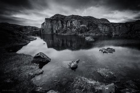 black and white landscape photography black white landscape photography by dave gibbeson
