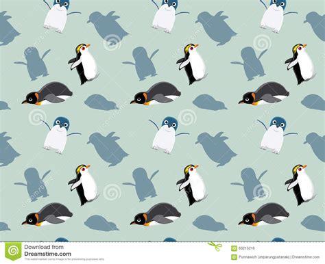 eps format wallpaper penguin wallpaper vector illustration 1 stock vector