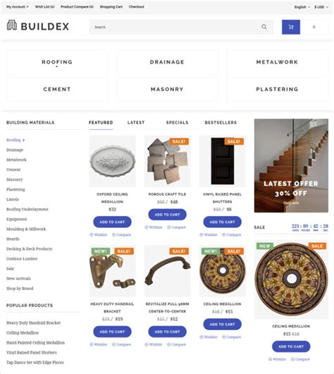 bootstrap templates for ecommerce sites 19 ecommerce bootstrap themes templates free