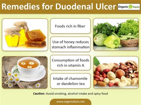 duodenal ulcer better with food ulcer home remedies honey integrative treatment for