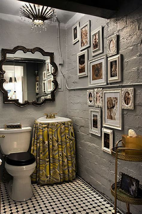 creative ideas for small bathrooms artistic mirror small bathroom ideas unique toilet fantastic chandelier