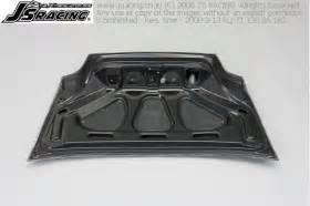 j's racing s2000 carbon frp trunk hood :: s2000 :: honda