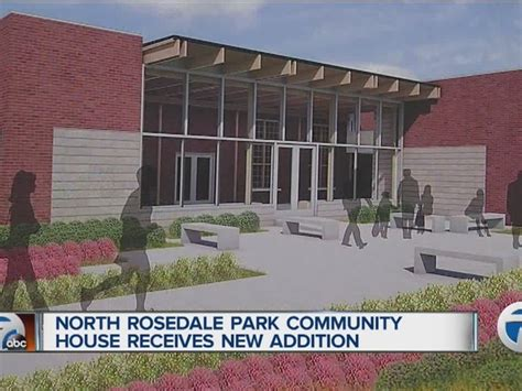 north rosedale park community house new addition at n rosedale park community house detroit news newslocker